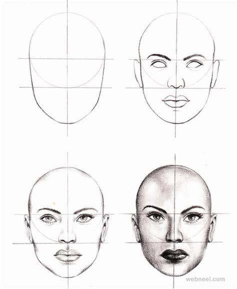 how to draw for beginners how to draw a 25 step by step drawings and