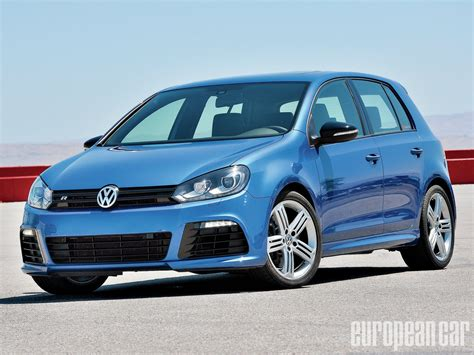 2012 Volkswagen Golf R by Volkswagen Golf R European Car Magazine View All Page