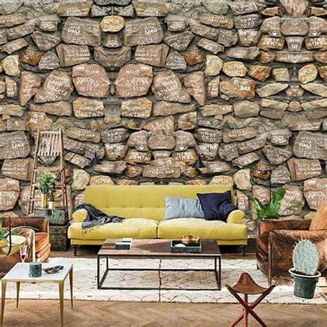 home decor stones aliexpress buy 3d wallpaper modern pvc