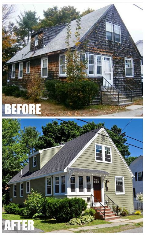 before and after small home a craftsman style bungalow makeover in maine by sopo cottage