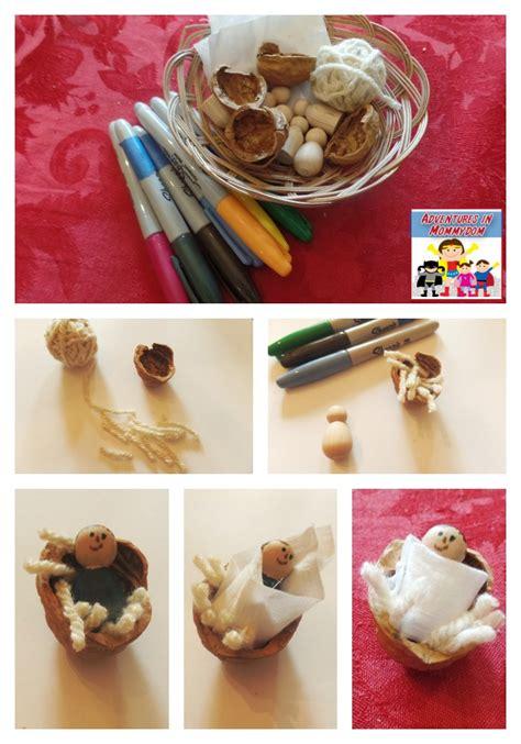 baby jesus crafts for birth of jesus lesson