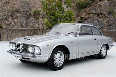 Alfa Romeo 2600 Sprint by Sold Alfa Romeo 2600 Sprint Coupe Auctions Lot 13