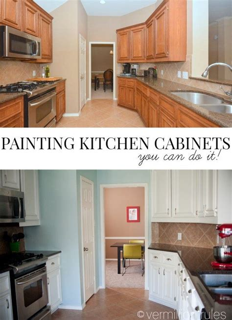 painting kitchen cabinets diy a diy project painting your kitchen cabinets