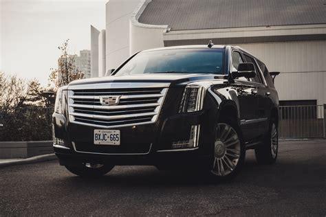 Cadillac Escalade Review by Review 2016 Cadillac Escalade Platinum Canadian Auto Review