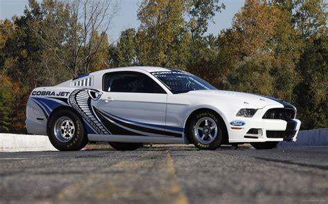Ford Mustang Cobra Jet by Ford Mustang Cobra Jet Turbo Concept 2012 Widescreen