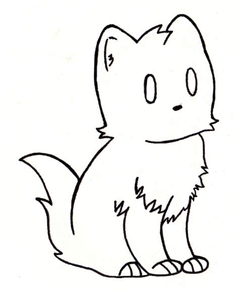 cat simple simple cat drawing clipart best