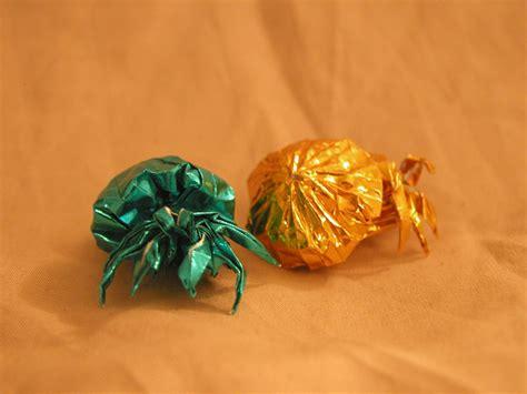 hermit crab origami origami hermit crab v2 by donyaquick on deviantart