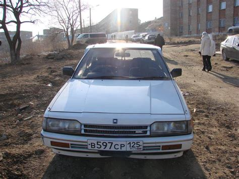 service manual how petrol cars work 1987 mitsubishi cordia electronic throttle control 1987