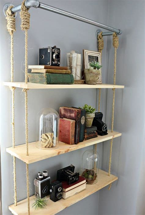 shelves in bedroom 25 best ideas about hanging shelves on wall
