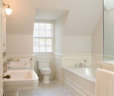 bathroom ideas with wainscoting best 25 bathroom paneling ideas on