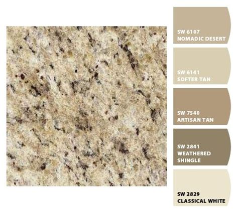 paint colors for venetian gold granite giallo ornamental granite countertops and paint colors on
