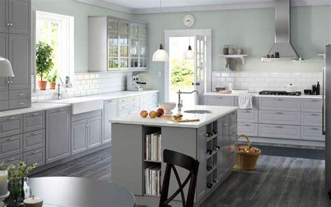 ikea grey kitchen cabinets kitchen inspiration
