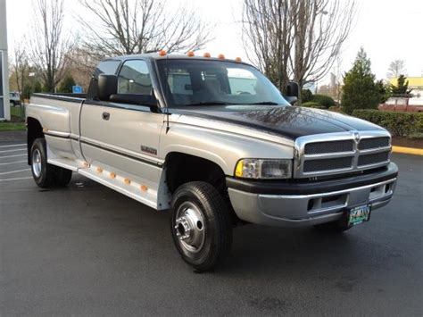 service manual old car manuals online 1997 dodge ram 3500 club electronic throttle control