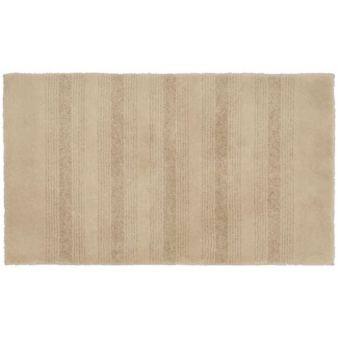 bathroom accent rugs essence linen 24 in x 40 in washable bathroom accent