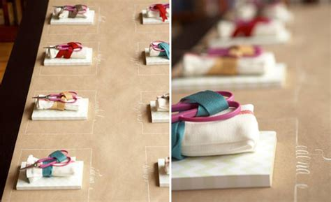 craft paper table runner diy table runners