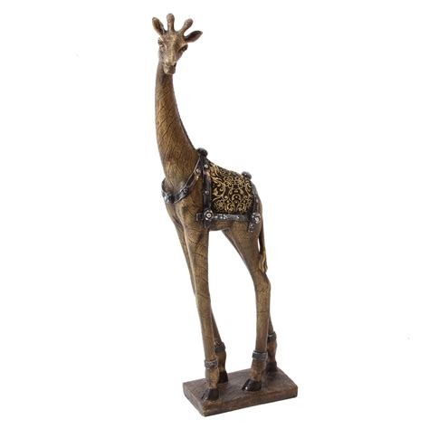 wildlife rubber sts realistic large wooden effect giraffe 28 images zebra