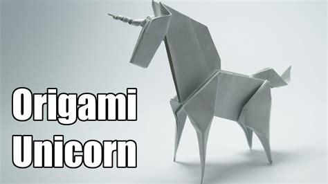 how to make an origami unicorn origami unicorn jo nakashima