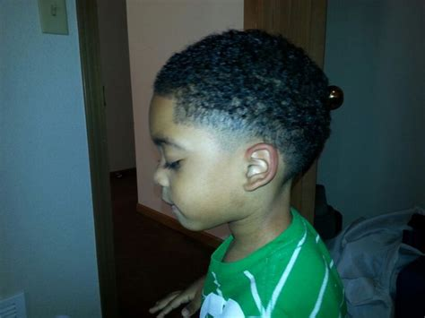toddler boy faded curly hairsstyle kingston temple fade curly top peyton haircut
