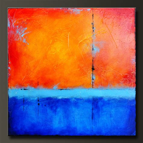 abstract acrylic painting radiance 24 x 24 abstract acrylic painting contemporary
