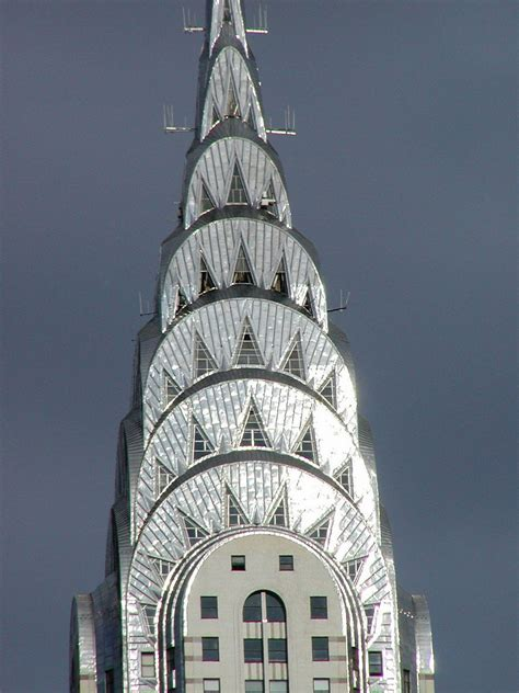 Chrysler Building Top by Top Of Chrysler Building Top Of Chrysler Building Flickr