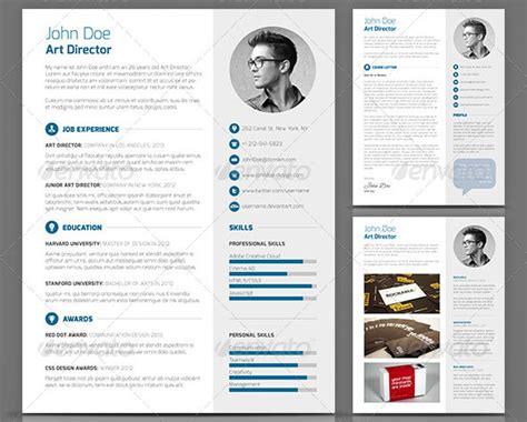 creative resume templates word resume badak