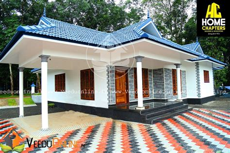 home design low budget 1700 square single floor low budget home design