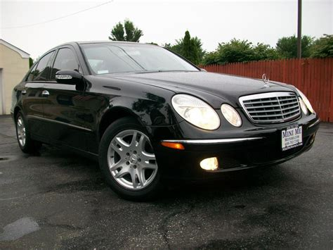 2003 Mercedes E320 by 2003 Mercedes E320 From Mini Me Motors In Mount