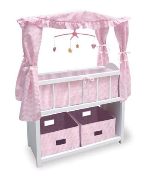 doll changing tables doll changing table w folding baskets