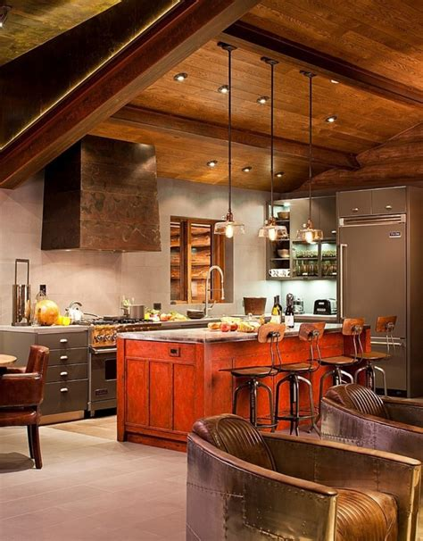 kitchens ideas pictures rustic kitchens design ideas tips inspiration