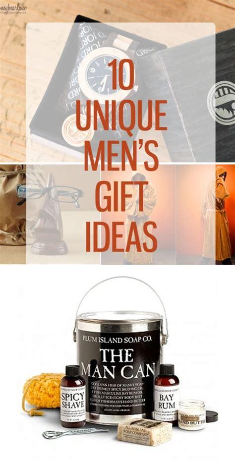 unique gift ideas 10 unique mens gift ideas honeybear