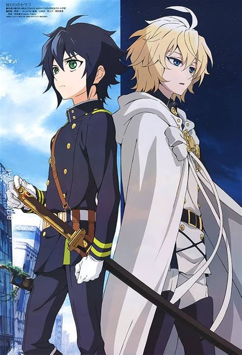 seraph of the end 80 best images about seraph of the end on