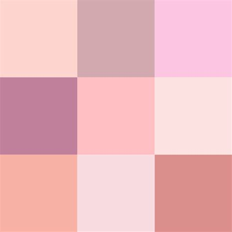 colors of pink file color icon pink v2 svg wikimedia commons