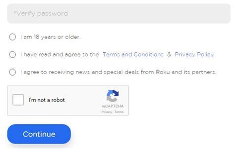 make roku account without credit card roku account login roku account sign in www roku login