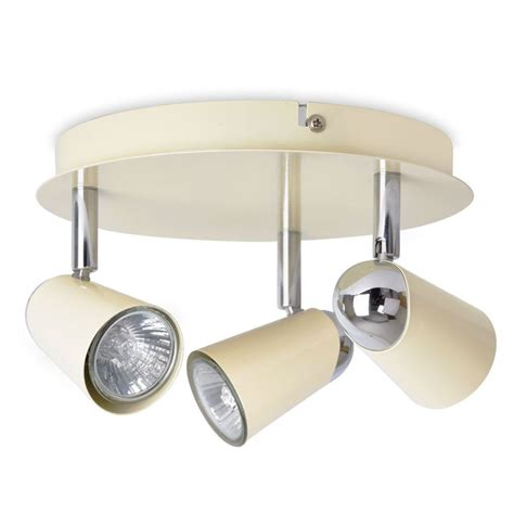 kitchen spot light modern chrome 3 way kitchen ceiling spot