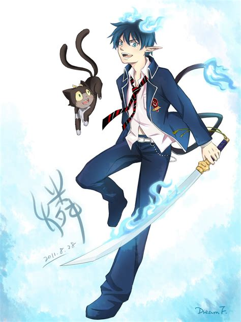 blue exorsist top quotes from blue exorcist quotesgram