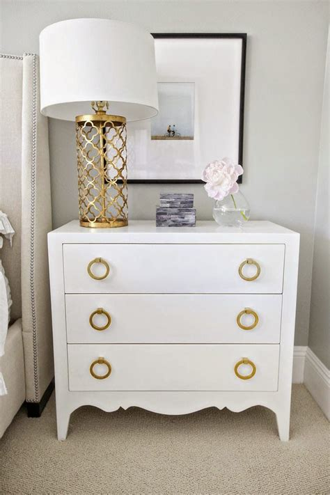white and gold bedroom furniture best 20 gold dresser ideas on gold furniture