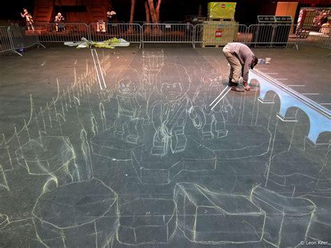 chalk paint zwolle 3d painting legoworld 3d painting