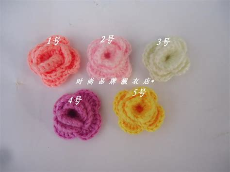 how to knit a flower for a baby hat compare prices on knitted flower corsage shopping