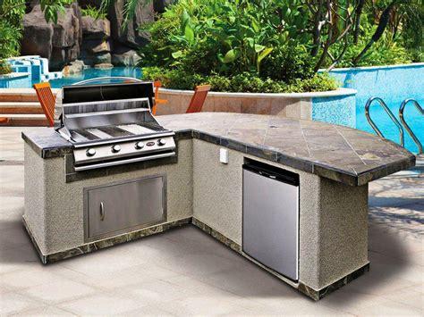 modular outdoor kitchen islands diy outdoor kitchen