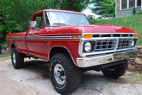 Ford Trucks by This 1976 F 250 Is To Ford Truck Perfection Ford