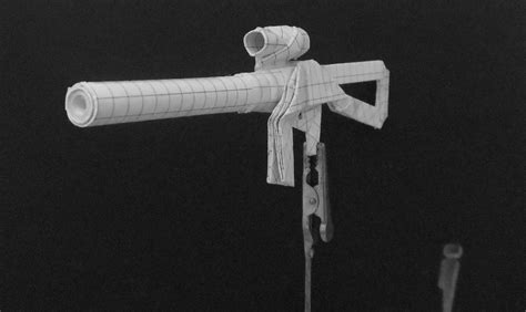 origami paper gun origami guns submachine gun by solidmark on deviantart
