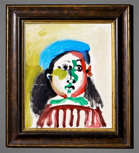 picasso paintings owners picasso on tour swedish auction house bring neuman