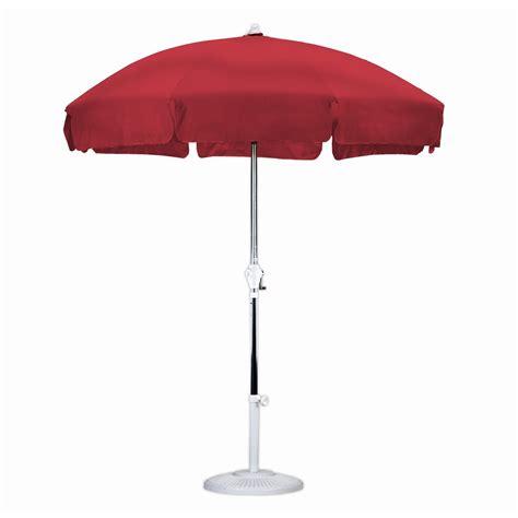 7 5 patio umbrella galtech 7 5 commercial patio umbrella