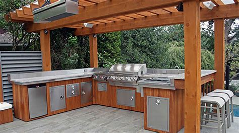 outdoor kitchens ideas pictures custom designed outdoor kitchens azuro concepts