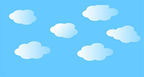 simple for clipart simple clouds