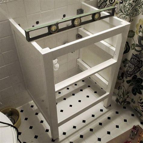 ikea kitchen sink installation ikea hemnes sink cabinet home design and decor reviews