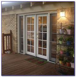 patio doors with screen patio doors with side screens patios home decorating ideas grzk54byao