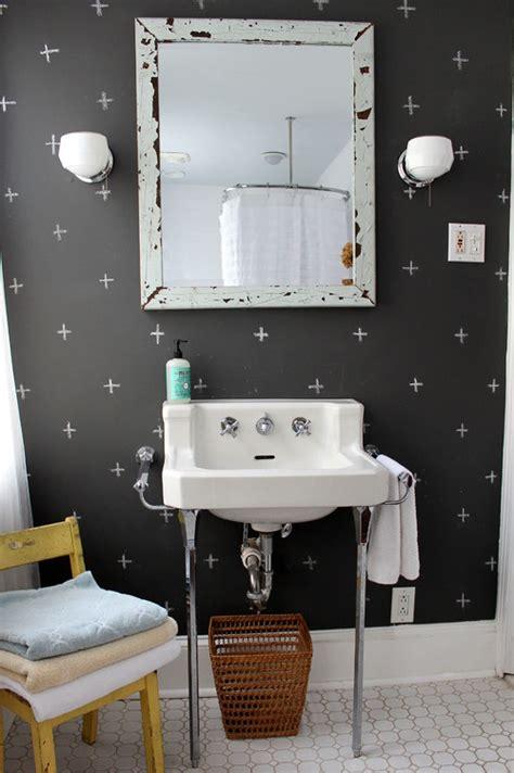 chalkboard paint ideas bathroom where to use chalkboard paint abode
