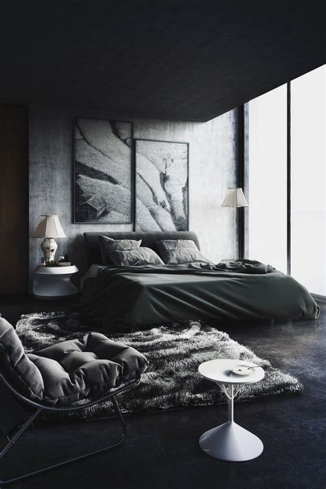 inspirational rooms interior design black design inspiration for a master bedroom decor
