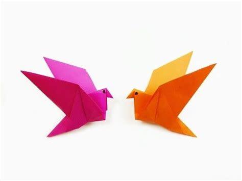 simple origami bird top 25 best flapping bird ideas on origami